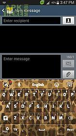 wild leopard keyboard