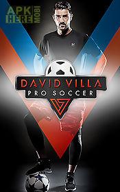 david villa pro soccer