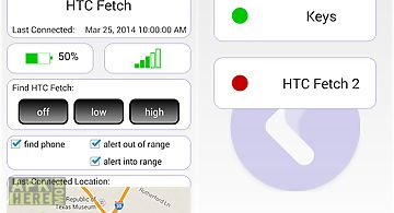 Htc fetch