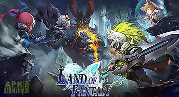 Land of fantasy