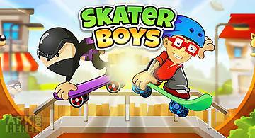 Skater boys: skateboard games