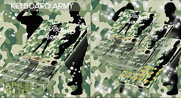 Army keyboard