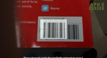 Barcode cashback