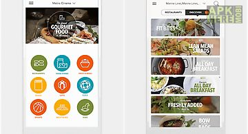 Free food delivery on scootsy