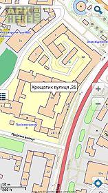 map of kiev offline
