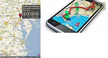 Maps navigation directions