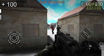 Squad strike 2 : fps