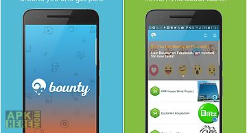 Bounty - do tasks, earn money