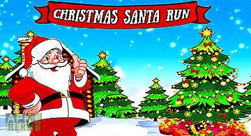 Christmas santa run