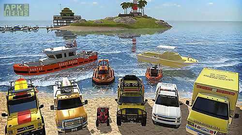 Coast guard: beach rescue team for Android free download at Apk Here