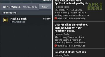 Geek app hacking tutorial news for Android free download at