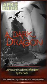 a dark dragon perfect