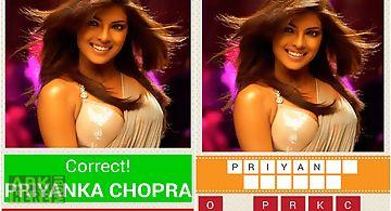 Bollywood celebrity quiz