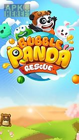 bubble panda: rescue