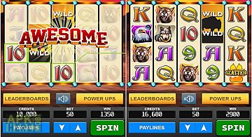 Buffalo slots - slot machine