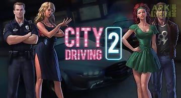 City driving 2