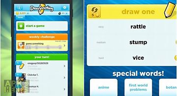 Draw something transparent