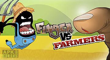 Finger vs farmers