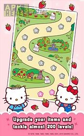 hello kitty orchard transparent