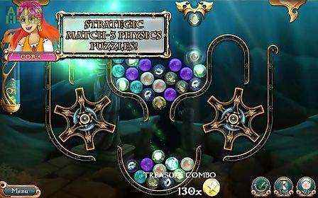 league of mermaids: match 3