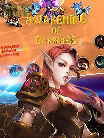 awakening of darkness