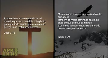 Daily verse in portuguese