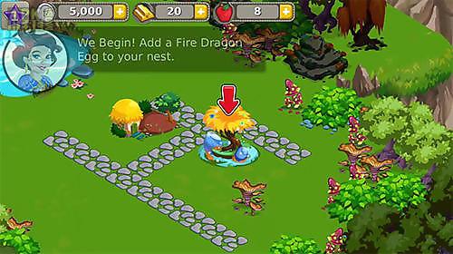dragon story: holidays