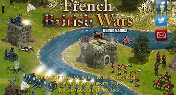 French british wars