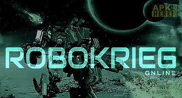 Robokrieg: robot war online