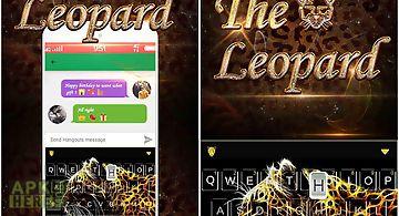The leopard kika keyboard