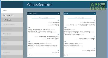 Whatremote ★ root only