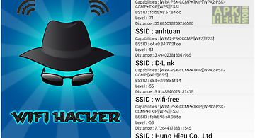 Hack app data for Android free download at Apk Here store