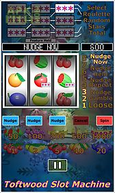 slot machine by toftwood creations