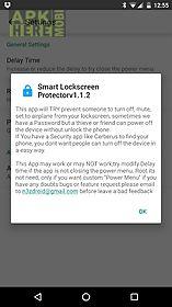 smart lockscreen protector