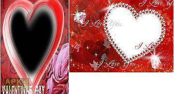 Valentine frames plus