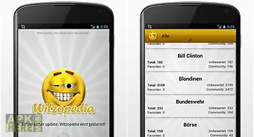 Witzopedia - german jokes app