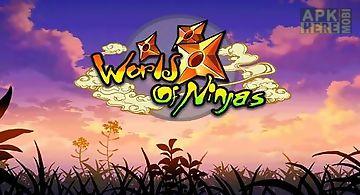 World of ninjas: will of fire