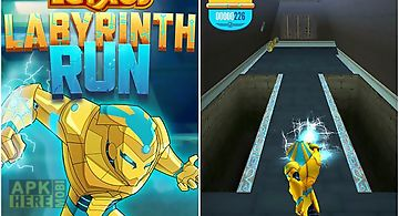 Egyxos: labyrinth run
