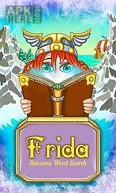 frida: awesome word search