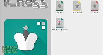 Ichess: chess puzzles