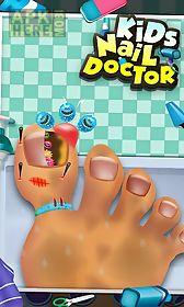 kids nail doctor - kids games