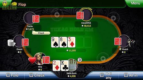league of poker: texas holdem