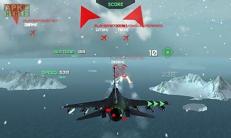 Modern warplanes air battles online and offline android.