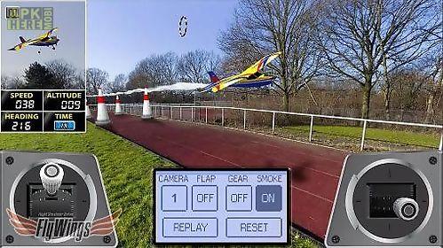 Real rc flight sim 2016  flight simulator online: fly wings
