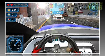 Traffic racing online