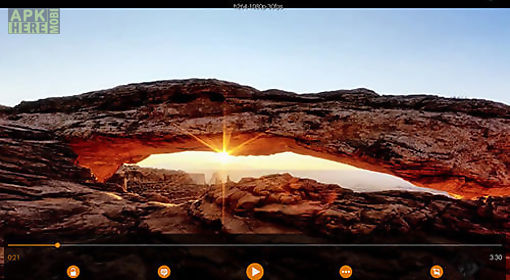 Vlc media player for Android free download at Apk Here store