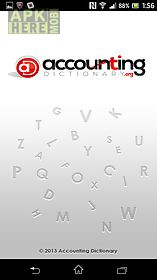 accounting dictionary - lite