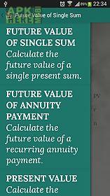 calcfinance calculator pro
