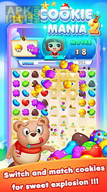 cookie mania 2 - winter crush