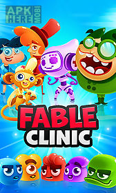 fable clinic: match 3 puzzler